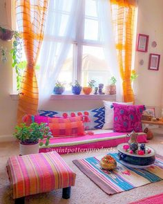 indian home decor New Stylish Bohemian Home Decor Ideas Decor, Home Decor Styles, Indian Home Decor, Home Decor Bedroom, Indian Room Decor, Home Decor, House Interior Decor, Colourful Living Room Decor, Home Decor Furniture