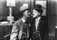 Chaplin, His New Job 1915