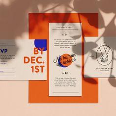 Brand design / print design / graphic design / brand identity / branding for non. Brand design / print design / graphic design / brand identity / branding for non Graphic Design Print, Graphic Design Branding, Stationery Design, Corporate Design, Identity Design, Graphic Design Inspiration, Typography Design, Brand Identity, Logo Design