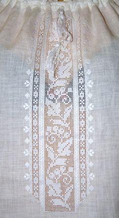 Crochet Bedspread Pattern, Crochet Doily Diagram, Filet Crochet, Crochet Doilies, Drawn Thread, Point Lace, Cross Stitch Borders, Bargello, Embroidery