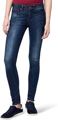 Sehr schöne helle Jeansfarbe,nach dem waschen kommt sie besser rüber  Bekleidung, Damen, Jeanshosen G Star Raw, Star Wars, Skinny Jeans, Zip, Stars, Pants, Fashion, Summer, Clothing