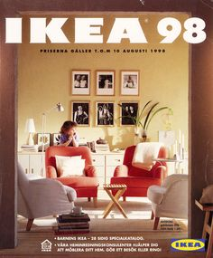 Every Ikea Catalog Cover Since 1951 Ikea Ps, Ikea Design, Furniture Ads, Online Furniture, Interior Design Tips, Home Interior, Interior Inspiration, Catalogue Ikea, Adams Homes