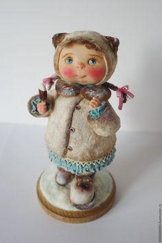 Купить Повтор Маруси - авторская кукла купить, авторская ручная работа, авторская игрушка