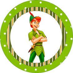 Montando minha festa: Peter Pan