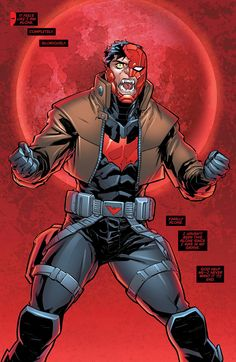 Preview: Red Hood and the Outlaws #36, Page 1 of 4 - Comic Book Resources
