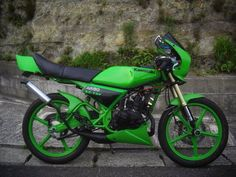Kawasaki Ar50 special