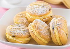 Try these Passionfruit Melting Moments with passionfruit butter cream for a melt-in-your-mouth, gluten free family treat.