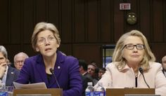 Dems Pick Elizabeth Warren To Replace Barack Obama As Party's Crusher Of Hillary's Presidential Dreams Read more at http://patdollard.com/category/politics/#FUFoIpVBfuAEyL6V.99