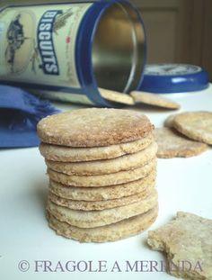 biscotti ai fiocchi d'avena e farina di riso