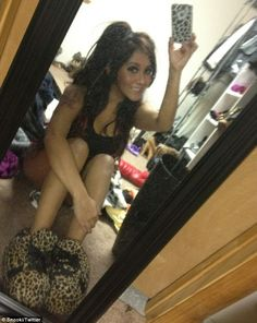 Even Snooki is skinny now. if she can do it well hot damn 49bbcc492