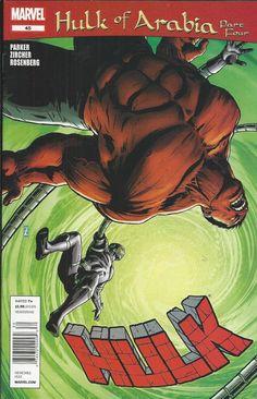 Marvel Hulk comic issue 45