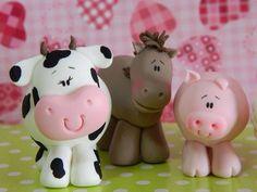 Muñecos de granja