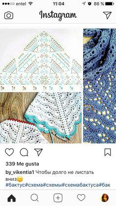 Crochet baktis
