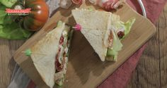 Burger di quinoa & Club sandwich - Chiara Maci