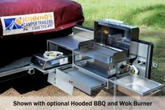 """2012 Camper Trailer of the Year - the 4x4 """"Evolution"""" 