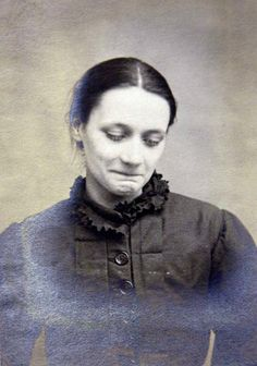 Psychiatric Patient Beatrice Tetley, Treated for Melancholy at Wakefield Hospital, 1897