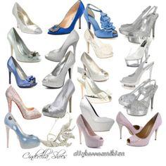 Cinderella Shoes inspiration board