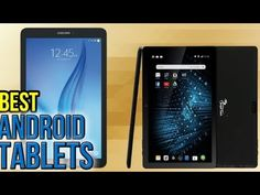 Best Android tablets 2017