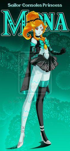 Sailor Midna- so cool!