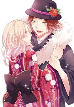 Diabolik Lovers #otomegame