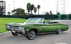 1968 Chevrolet Impala Convertible - Lowrider Magazine Photo 06