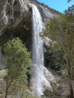Sendero Cascada de la Mea-Ojo Guareña-Burgos
