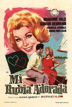 """Mi rubia adorada (1959) """"Bei der blonden Kathrein"""" de Hans Quest - tt0052613"""
