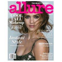 In the September issue of Allure, a third year dermatology resident at Stanford University and former Allure beauty editor deems EltaMD UV Clear Broad-Spectrum SPF 46 as a dermatologist's favorite sunscreen. UV Clear is recommended because of its transparent, lightweight formula.