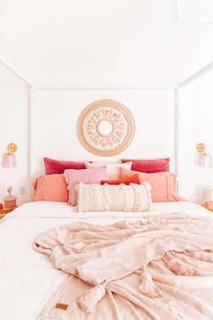 The Most Bohemian Casual Living Rooms of All Time Are in This Country,Bohemian Bedroom Decor Ideas Master Bedroom Makeover Casual Living Rooms, Bedroom Makeover, Small Master Bedroom, Bohemian Bedroom Decor, Stylish Bedroom, Apartment Decor, Stylish Bedroom Design, Pink Master Bedroom, Interior Design Bedroom