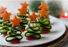 Learn How to Make Healthy Christmas Appetizers and Snacks for Parties #christmas #appetizers #party# #food
