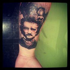 Poe tattoo edgar allan poe and tattoos and body art on pinterest