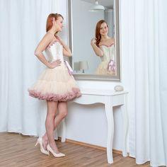 Korzet Romantická víla - Glami.cz Corset, Ballet Skirt, Skirts, Fashion, Moda, Fashion Styles, Corsets, Girdles, Skirt