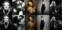 Natural light photographer, Sue Bryce recreates iconic Hollywood images using famous female photographers to learn about studio lighting. Hollywood Images, Vintage Hollywood, Hollywood Glamour, Classic Hollywood, Hollywood Lights, Portrait Lighting, Foto Art, Portrait Inspiration, Portrait Ideas