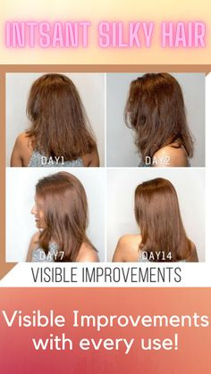 Medium Hair Styles, Natural Hair Styles, Long Hair Styles, Tangled Hair, Silky Hair, Hair Treatment Mask, Hair Treatments, Brittle Hair, Brown Blonde Hair