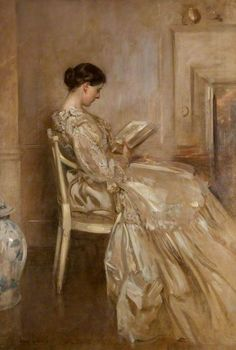 The Athenaeum - Lady Stirling Maxwell (James Guthrie - )