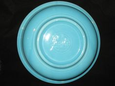 Vintage Fiesta 9 1/2 Nappy Bowl Original by iLikeEclectic on Etsy