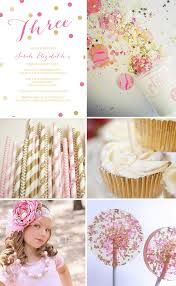 pink and gold party - Google Search
