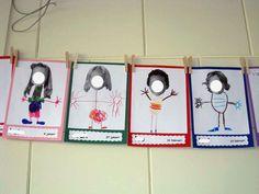 bijna 30 ideeën voor verjaardagskalenders voor in de klas - JufBianca.nl Pre School, Preschool Activities, Kindergarten, Stage, Birthday, Calendar 2018, Kinder Garden, Kindergartens, Preschool