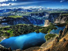 Beartooth Mountains in Montana! - so amazing and beautiful