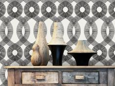 Wake up your bare walls with these 10 fresh, contemporary wallpaper designs. Although removal is a (nearly) hassle-free experience, these wallpapers are so stylish you'll never want to take them down.
