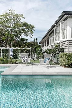 A Refreshed 1920s Queenslander | Australian House and Garden