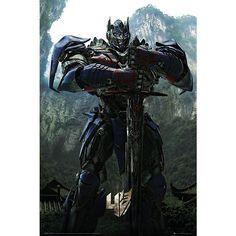 4 - Optimus Teaser - Transformers