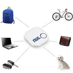 US$ 8.00 Nut Anti Lost Alam Smart Bluetooth Device Locator Alarm Tracker Finder…