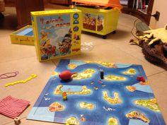 Il pirata nero : coordinamento visivo -manuale riflessione tattica gioco di ruolo