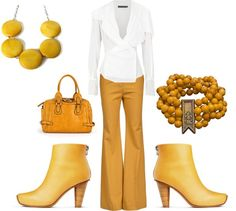 """Spicy Mustard"" by finz2l2r on Polyvore"