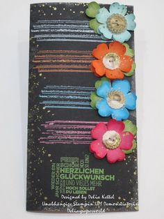 "Colourexplosion with ""Gorgeous Grunge"""