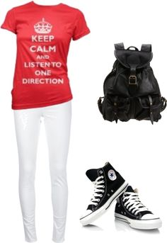 """keep calm"" by fatima-ikanovic on Polyvore"