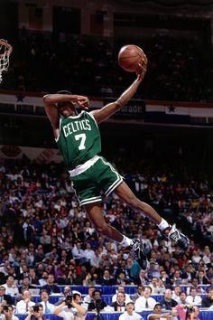 The Most Epic NBA Dunk Contest Photos Ever Taken #NBA