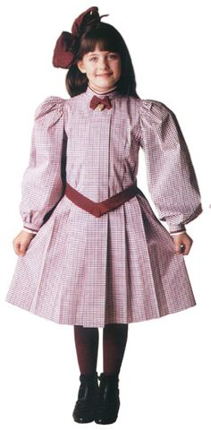 c2d8cfb459 AG Doll Collecting - Girl-Sized Dresses - Samantha. American Girl Dress