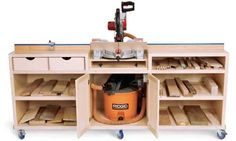 Ultimate Miter Saw Stand